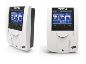 TECH ST-431N контролер смесительного клапана