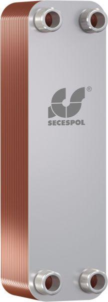 SECESPOL L-line LA47 пластинчатый теплообменник