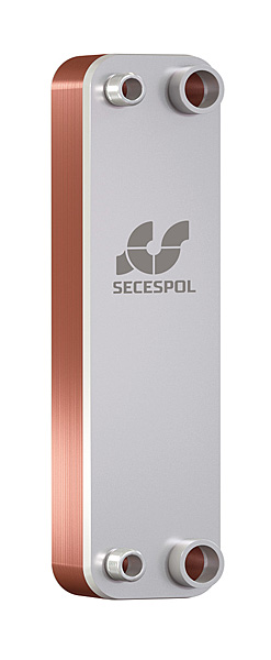SECESPOL R-line RA22 пластинчатый теплообменник