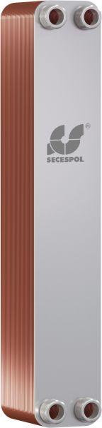 SECESPOL L-line LA34 пластинчатый теплообменник