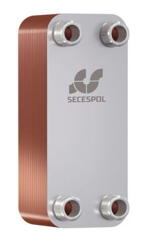 SECESPOL L-line LA31 пластинчатый теплообменник