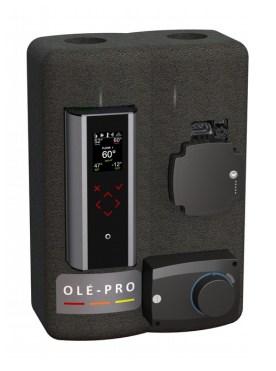 OLE-PRO OZM Насосная группа с 3-х ходовым смесительным клапаном на линии подачи