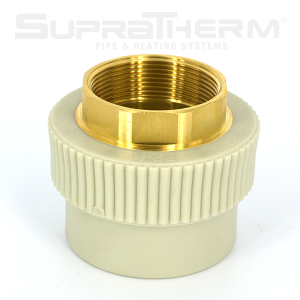 SupraTherm PPR  Муфта с внутренней  резьбой под ключ