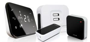 SALUS система управления отоплением на базе интернет-термостата iT500