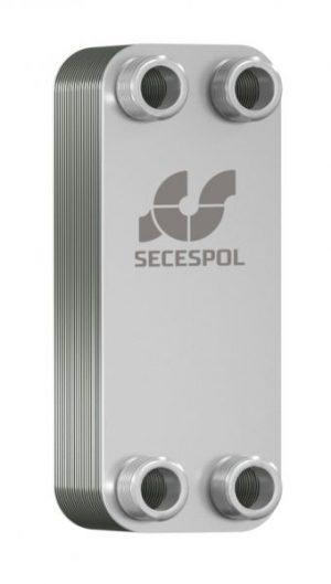 SECESPOL LUNA LA12LN пластинчатый теплообменник из нержавеющих материалов