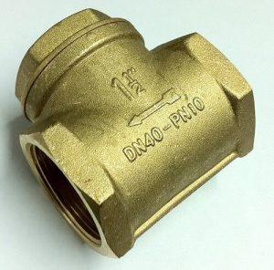 ITAP Лепестковый горизонтальный обратный клапан 130