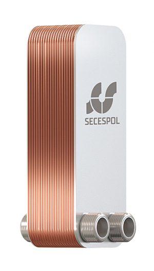 SECESPOL L-line LA12 пластинчатый теплообменник