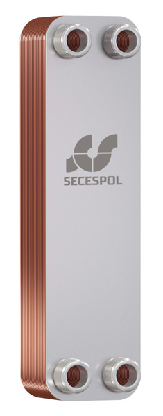 SECESPOL L-line LA22 пластинчатый теплообменник