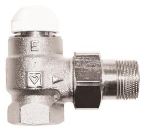 Клапан термостатический HERZ-TS-E угловой 3/4″ (1772402)