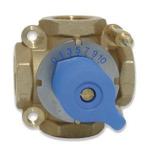 Тermomix 4-х.клапан 1 1/2 чавун kv 18