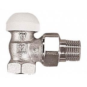 Клапан термостатический Herz TS-90 угловой DN15 1/2 (1772491)