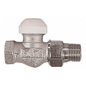 Клапан термостатический Herz TS-90 прямой DN15 1/2 (1772391)