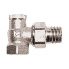 Вентиль запорный Herz RL-1 DN15 угловой 1/2 (1372441)